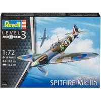 Spitfire Mk.IIa Revell: schaal 1:72