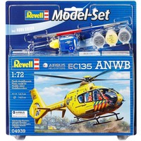 Model Set Airbus Heli EC135 ANWB Revell: schaal 1:72