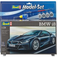 Model Set BMW i8 Revell: schaal 1:24