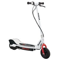 Step Razor electric E200 rood/wit