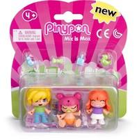 Speelfiguur Pinypon: kids en babies