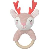 Rammelaar hout ring Tiamo Dreamy Deer