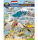 Non-License Zoekboek Jan van Haasteren Nederland