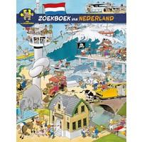 Zoekboek Jan van Haasteren Nederland