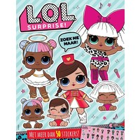 Doeboek L.O.L. Surprise stickers