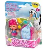 Pinypon Speelfiguur Pinypon met surprise baby