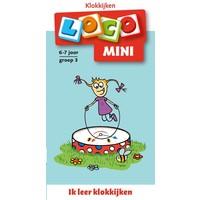 Ik leer klokkijken Loco Mini
