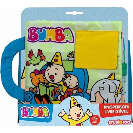 Bumba Bumba Boek - Knisperboek met flapjes