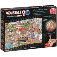 Puzzel Wasgij Mystery 15: 1000 stukjes