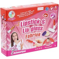 Lipstick en Lipgloss Factory Science4You