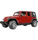 Bruder Jeep Wrangler Bruder (02525)