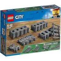 Treinrails Lego