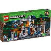 De Bedrock avonturen Lego