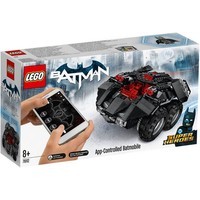 Batmobiel met app-bediening Lego