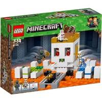 De schedelarena Lego