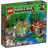 De skeletaanval Lego