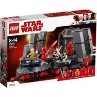Snoke`s troonzaal Lego