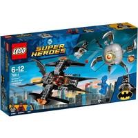 Batman verslaat Brother Eye Lego