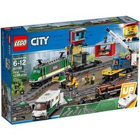 Vrachttrein Lego