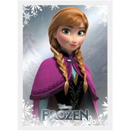 Frozen Frozen Poster luxe houten lijst Anna