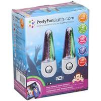 Speaker Water Dancing Party FunLights wit 2x 3W