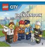 LEGO License Vriendenboek Lego City