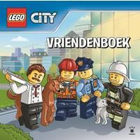 Vriendenboek Lego City