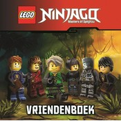 Vriendenboek Lego Ninjago