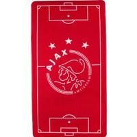 Vloerkleed ajax rood 150x80 cm