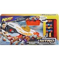 Nitro Doubleclutch Inferno Nerf