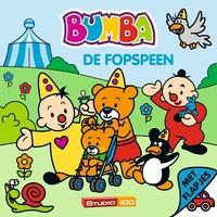 Boek Bumba flapjes fopspeen