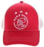 AJAX Amsterdam Cap ajax junior wit/rood/wit logo