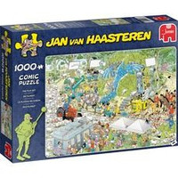 Puzzel JvH: De Film Studios 1000 stukjes