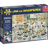 Puzzel JvH: De Veemarkt 1000 stukjes