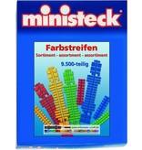 Ministeck Kleurstrip Ministeck 9500-delig