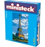 Ministeck Eiffeltoren Ministeck XXL 6300-delig