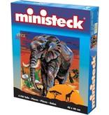 Ministeck Afrikaanse Olifant Ministeck XXL 4700-delig
