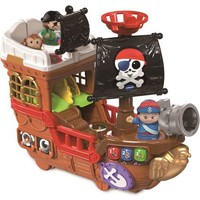 Vrolijke Vriendjes Vtech Piratenschip: 12+ mnd