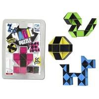 Magic puzzel gekleurd 24 stukjes