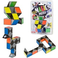 Magic puzzel multi 24 stukjes