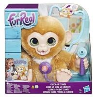 Zandi het zieke aapje FurReal