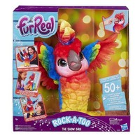 Rock-A-Too the showbird FurReal