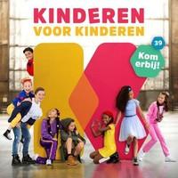 Cd Kinderen voor Kinderen Kom Erbij vol. 39