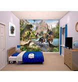 Walltastic Behang dino`s Walltastic 245x305 cm