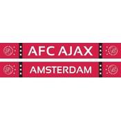 Sjaal ajax rood AFC logo 18x140