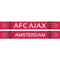 AJAX Amsterdam Sjaal ajax rood AFC logo 18x140