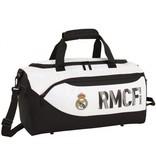 Real Madrid Sporttas real madrid wit: 50x25x28 cm