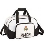 Real Madrid Sporttas real madrid wit: 40x25x23 cm