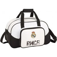Sporttas real madrid wit 40x25x23 cm