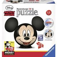 Puzzel Mickey Mouse 3d: 72 stukjes